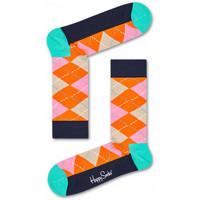 Acessórios Homem Meias Happy Socks Argyle sock Multicolor