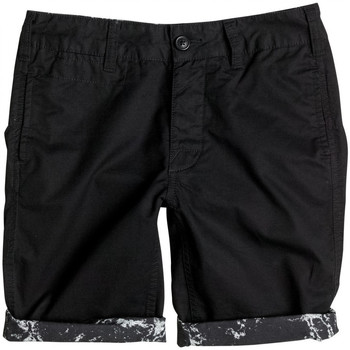 Textil Criança Shorts / Bermudas DC Shoes Beadnell by 18 b Preto