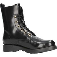 Sapatos Mulher Botas baixas Cult - Anfibio nero CLE101699 NERO
