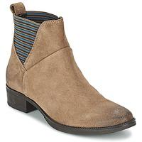 Sapatos Mulher Botas baixas Geox MENDI ST D Bege