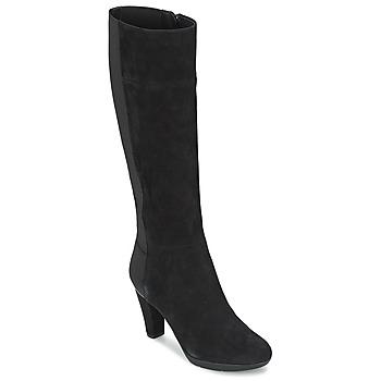 Sapatos Mulher Botas Geox INSPIRAT ST C Preto