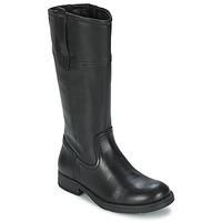 Sapatos Rapariga Botas Geox SOFIA B Preto