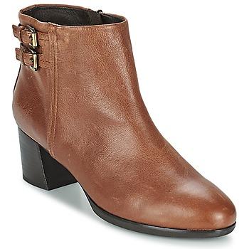 Sapatos Mulher Botins Geox ERIKAH B Castanho