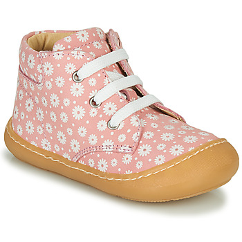 Sapatos Rapariga Sapatilhas de cano-alto GBB ATARINA Rosa