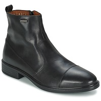 Sapatos Homem Botas baixas Geox LORIS D ABX Preto