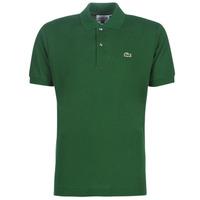 Textil Homem Polos mangas curta Lacoste POLO L12 12 REGULAR Verde