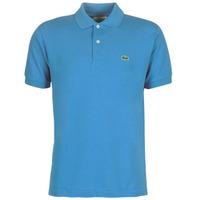 Textil Homem Polos mangas curta Lacoste POLO L12 12 REGULAR Azul