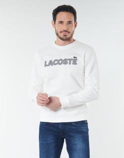 Textil Homem Sweats Lacoste SH8632 Branco