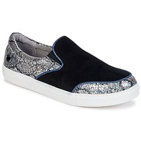 Sapatos Mulher Slip on Lollipops VOLTAGE SLIP ON Preto