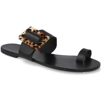 Sapatos Mulher Sandálias Buonarotti 2BP-9572 Negro