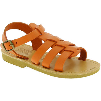 Sapatos Criança Sandálias Attica Sandals PERSEPHONE CALF ORANGE arancio