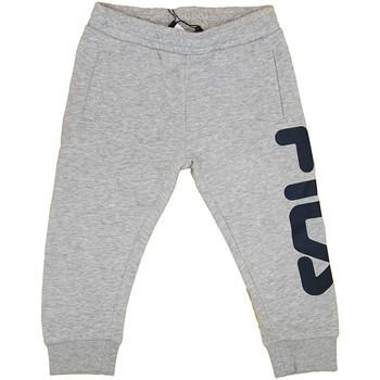 Textil Rapaz Calças de treino Fila - Pantalone grigio 687197-B13 GRIGIO