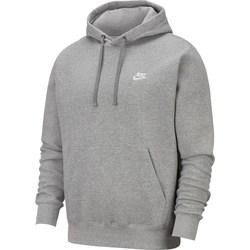 Textil Homem Sweats Nike Club Hoodie PO Cinzento