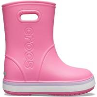 Sapatos Criança Botas de borracha Crocs Crocs™ Crocband Rain Boot Kid's 13