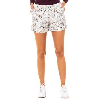 Textil Mulher Shorts / Bermudas La Martina Short Multicolor
