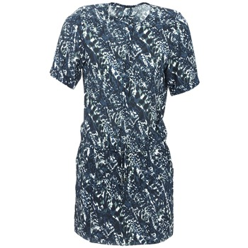 Textil Mulher Vestidos curtos Ikks SABLE Azul