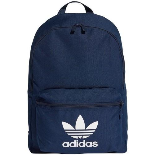 Malas Mochila adidas Originals Adicolor Classic Azul marinho