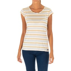 Textil Mulher T-Shirt mangas curtas Met Camiseta m/corta Bege