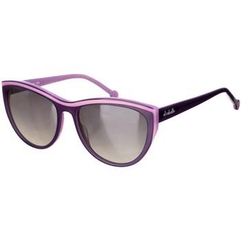 Relógios & jóias Mulher óculos de sol El Caballo Sunglasses Gafas de sol Caballo Violeta