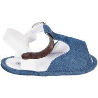 Sapatos Rapaz Sandálias Le Petit Garçon Sandalia Azul