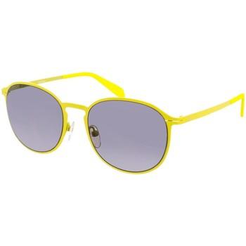 Relógios & jóias Mulher óculos de sol Calvin Klein Jeans Gafas de sol Calvin Klein Amarelo