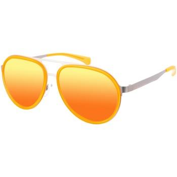 Relógios & jóias Mulher óculos de sol Calvin Klein Jeans Gafas de sol Calvin Klein Multicolor
