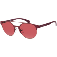 Relógios & jóias Mulher óculos de sol Calvin Klein Jeans Gafas de sol Calvin Klein Vermelho