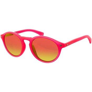 Relógios & jóias Mulher óculos de sol Calvin Klein Jeans Gafas de sol Calvin Klein Rosa