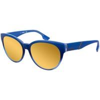 Relógios & jóias Mulher óculos de sol Diesel Sunglasses Gafas de sol Diesel Azul