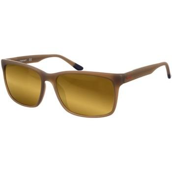 Relógios & jóias Homem óculos de sol Gant Gafas de sol Cinza