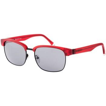 Relógios & jóias Homem óculos de sol Gant Gafas de sol Vermelho