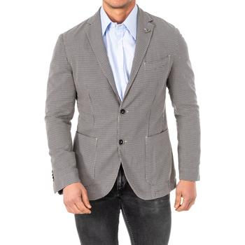 Textil Homem Casacos/Blazers La Martina Americana Multicolor