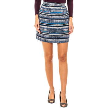 Textil Mulher Saias La Martina Falda Multicolor