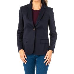 Textil Mulher Casacos/Blazers La Martina Americana m/larga Azul