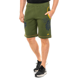 Textil Homem Shorts / Bermudas La Martina Pantalón corto, deportivo Verde