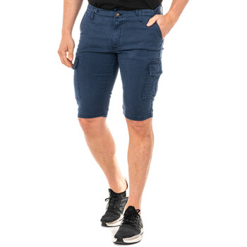 Textil Homem Shorts / Bermudas La Martina Bermuda Azul