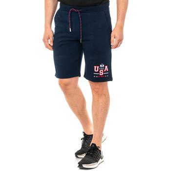 Textil Homem Shorts / Bermudas La Martina Pantalón corto, deportivo Azul