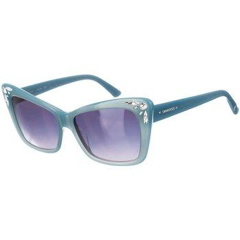 Relógios & jóias Mulher óculos de sol Swarovski Gafas de Sol Azul