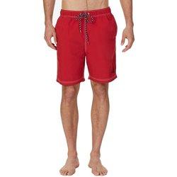 Textil Homem Fatos e shorts de banho Nautica Bañador Vermelho