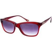 Relógios & jóias Mulher óculos de sol Zadig And Voltaire Gafas de sol Zadig & Voltaire Vermelho