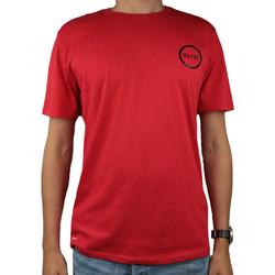 Textil Homem T-Shirt mangas curtas Nike Dry Elite BBall Tee Rouge