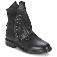 Sapatos Mulher Botas baixas Airstep / A.S.98 ETIENNE Preto