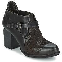 Sapatos Mulher Botas baixas Airstep / A.S.98 POKET Preto
