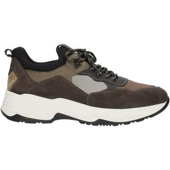 Sapatos Homem Sapatilhas NeroGiardini A901272U Cinza