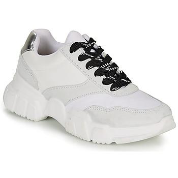 Sapatos Mulher Sapatilhas André BABETTE Branco