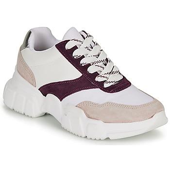 Sapatos Mulher Sapatilhas André BABETTE Rosa