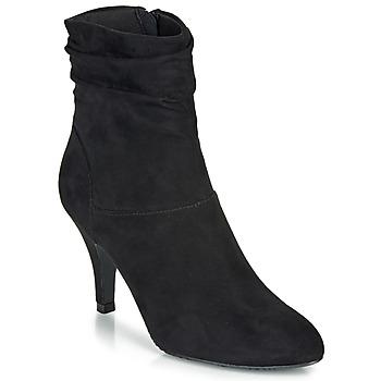 Sapatos Mulher Botins André LINE Preto
