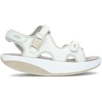 Sapatos Mulher Sandálias Mbt Sandálias  KISUMU 3S WHITE