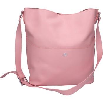 Malas Mulher Bolsa tiracolo J&c Jackyceline Bolsa AB977 Cor de rosa