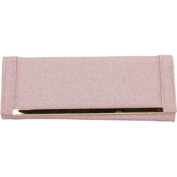 Malas Mulher Pouch / Clutch Made In Italia Bolsa AB990 Cor de rosa